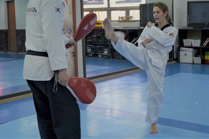 The essentials of Taekwondo with official instructors in World Taekwondo Headquarters