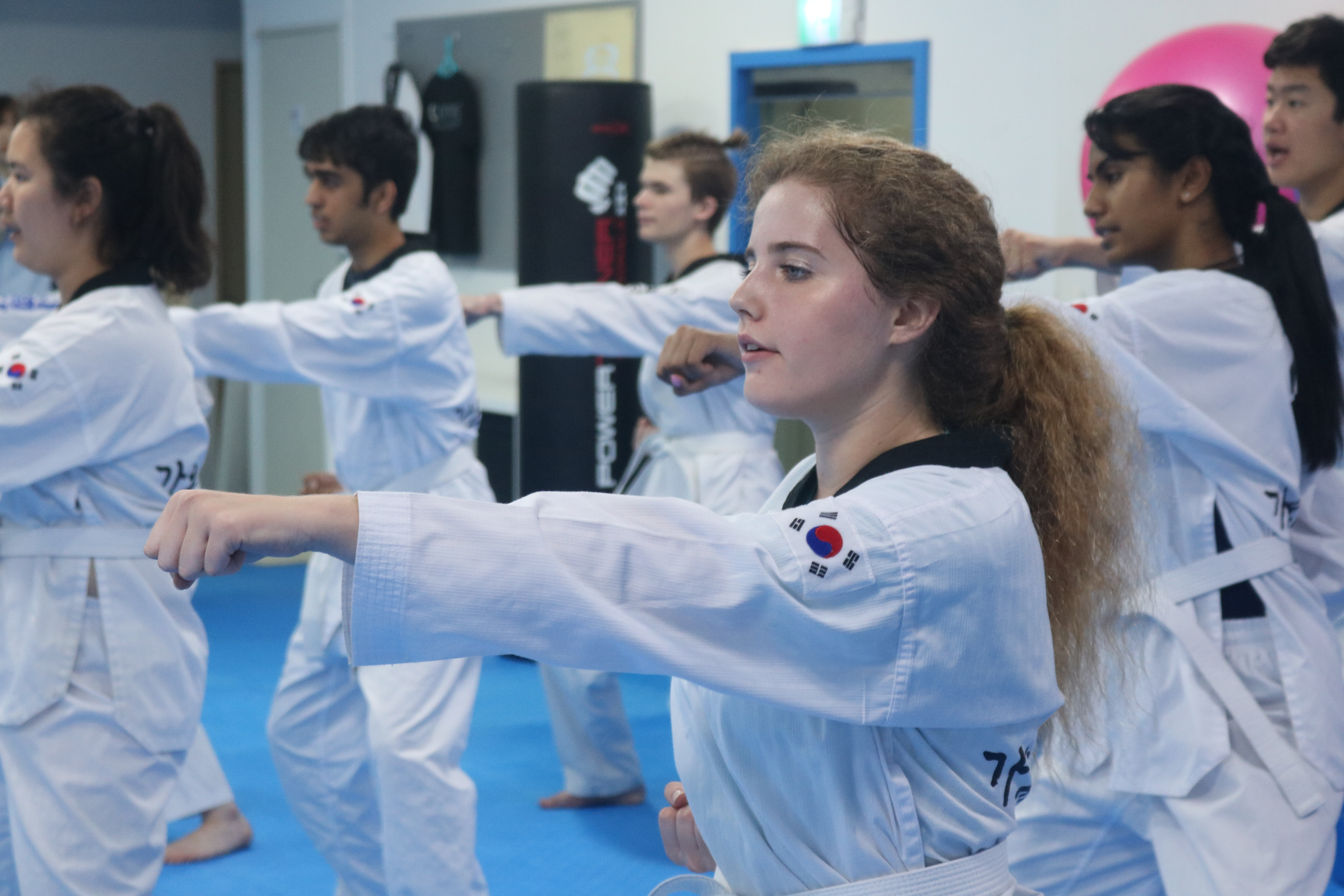 Taekwondo, Korean martial arts disciplining your body and mind